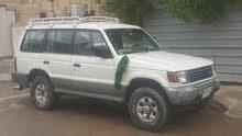 For sale 1995 White Pajero