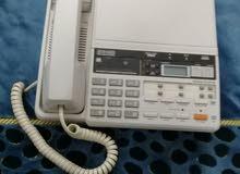 جهاز رد آلي مع تسجيل باناسونيك