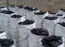 40 كيس فحم زيتون للبيع مسلاتة