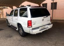 Automatic White Cadillac 2002 for sale