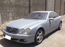 Mercedes CL 500 for sale
