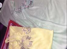 قفاطين قطن وسراويل لاصقة وملابس داخلية