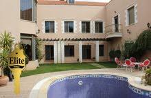 More rooms More than 4 bathrooms Villa for sale in AmmanShafa Badran