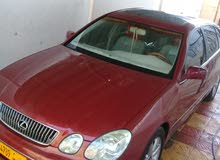 Lexus GS car for sale 2001 in Ibri city