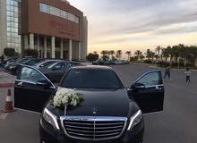 احدث انواع السيارات لخدمات زفاف العروسين