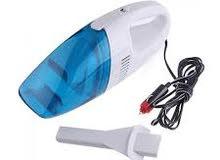 مكنسة كهربائية لتنظيف السيارات car vacuum cleaner