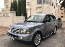 100,000 - 109,999 km Land Rover Range Rover Sport 2008 for sale