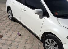 2012 Nissan Tiida for sale in Abu Dhabi