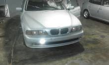 Used condition BMW 525 2000 with +200,000 km mileage