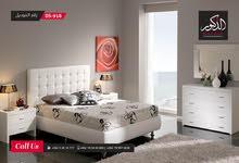 غرف نوم ماستر بجوده عاليه جاهز وتفصيل ( كاش / اقساط )