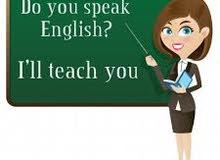 معلمة لغة إنجليزية خبرة (تدريس مناهج / دورات / تأهيل وتأسيس)