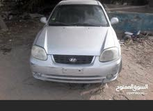 Used condition Hyundai Accent 2005 with 180,000 - 189,999 km mileage