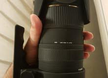 for nikon sigma lens 50 500 dg app hsm