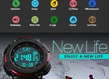 Fitness Tracker Sports Watch [Warranty & Box)