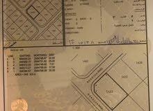 للبيع ارض كوونر في الامتداد الاول