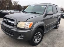 +200,000 km Toyota Sequoia 2006 for sale