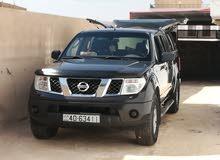 Black Nissan Navara 2007 for sale