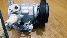 كمبرسور مكيف تويوتا يارس 2016 جديد وكالة / A NEW AC Compressor for TOYOTA YARIS 2016