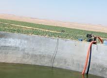 قطعه زراعية للبيع مساحه 35 فدان قابلة للتجزئة حتى 5 فدان