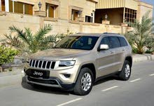 jeepGrand Cherokee full option GGC