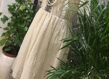 فستان مميز مقاسM_L