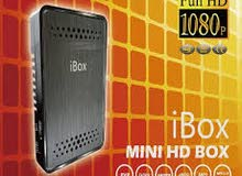 اللى عنده رسيفير ibox mini hd  للبيع نامل عرضة