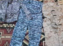 بدلة عسكرية جدد