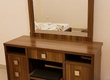 Pan Emirates Dressing table with stool