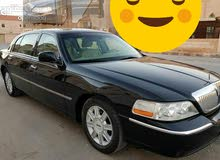 Used condition Lincoln Town Car 2007 with +200,000 km mileage