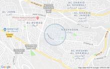 عمان.ضاحية الاقصى.مقابل اشارة وزارة الصحة.قرب مسجد ابن تيمية