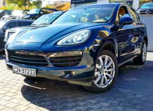 For sale Porsche Cayenne car in Amman