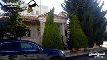 فيلا مستقلة طريق المطار قرية النخيل 500م على شارعين موقع مميز