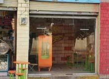 محل فلافل بكامل عدته ومديكر ديكور حلو