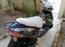 دراجة ساسوكي نظيفه سرعة 60