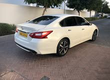 2016 Used Altima with Automatic transmission is available for sale