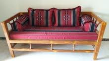 Arabic style bench
