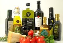 استيراد زيوت طعام من ايطاليا (للشركات)