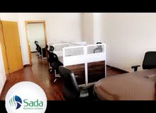 Fully Furnished offices, Sada Business Center Olaya - Riyadh