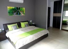 شقة مفروشة فاخرة في عبدون ثلاث نوم