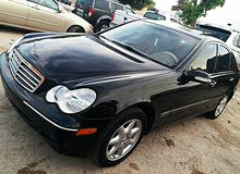 Mercedes Benz C 300 2004 For sale - Black color