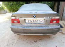 Used condition BMW 530 2002 with +200,000 km mileage