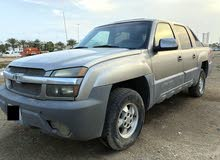 Chevrolet Avalanche car for sale 2002 in Jeddah city