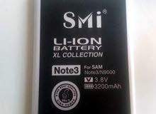 Battery for Samsung Note3 Model SMI@ 1