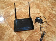 Unused wifi router modem