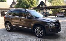 VW TIGUAN 2013 FULL OPTION