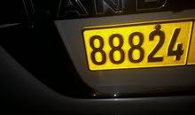 مزاد رقم سياره