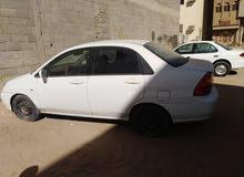 Used condition Suzuki Liana 2004 with +200,000 km mileage