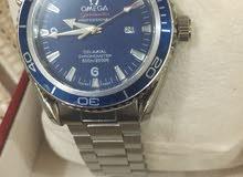 للبيع ساعة اوميغا جديدة