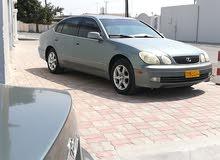 Best price! Lexus GS 2002 for sale