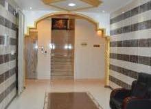 شقة مفروشه للايجار الشهري بجازان رقم 1 ( حي المطار مقابل هايبر بنده)